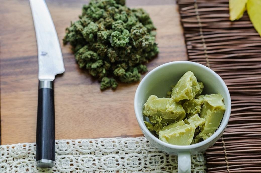 how to make cannabis food