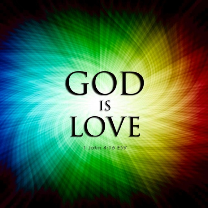 Love is My God