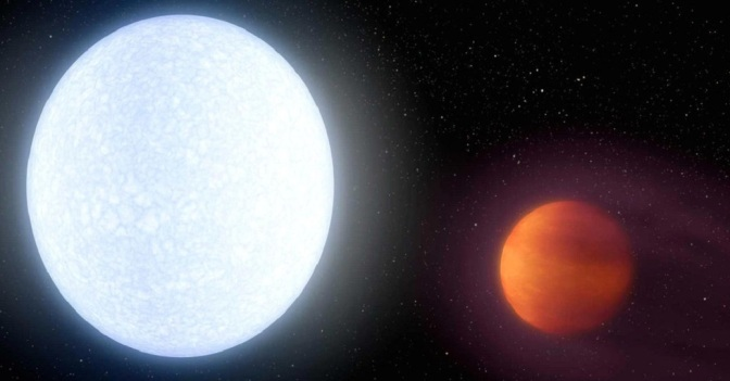 "Newly Discovered Exoplanet Has Blown Scientists' Minds: ""They Have Never Seen Anything Similar to This"""