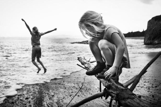 Photo Series Shows Kids Enjoying Childhood Without Technology