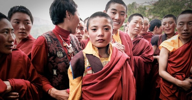 The Rise of Women in Buddhism