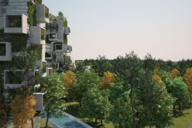 "5 Facts About the World's First ""Forest City"""