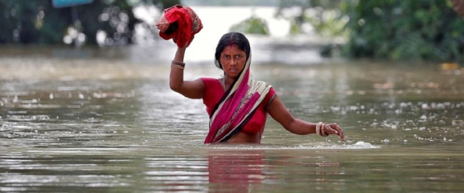 20+ Disturbing Photos Of The Flooding In South Asia No One Is Talking About (NSFW)