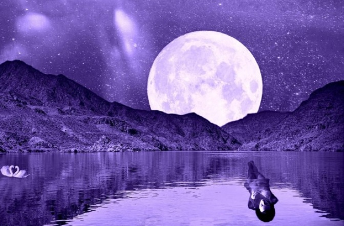 Full Moon In Pisces: Finding Serenity