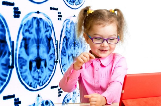 Study Shows What Happens To The Brains of Kids Who Use Tablets