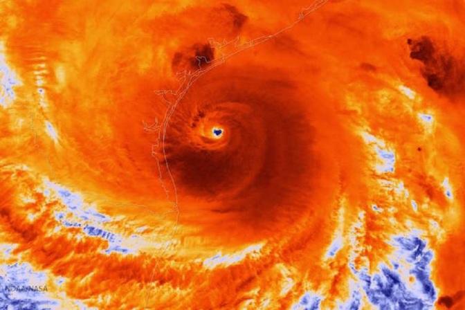 Was Hurricane Harvey Artificially Intensified by Geoengineering Programs?