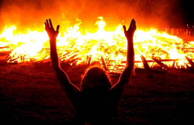 The Hidden World of Burning Man – The Greatest Party on Earth or an Epicenter of Consciousness?