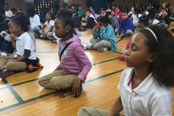 Arkansas School Starts Offering Yoga and Meditation Instead of Detention