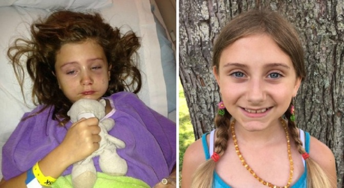Illegally Healed: How Cannabis Oil Saved This 11-Year-Old From A Rare Bone Tumor
