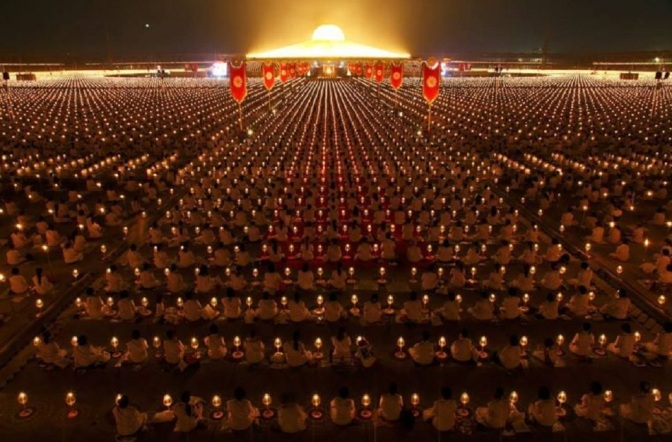 The Mind-Altering Affect One Billion People Meditating Together With The Same Intention Could Have On The World