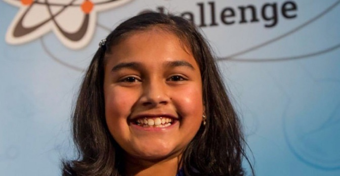 11-Year-Old Scientist Invents Device That Can Detect Lead In Water