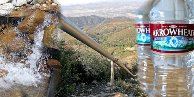 No, Nestle, You Do NOT Have the Right to Withdraw All That Water from a National Forest
