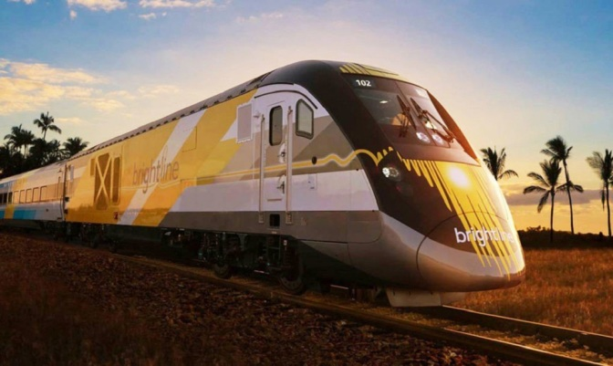 First Private High-Speed Train in America Could Take 3 Million Cars off the Road [Watch]