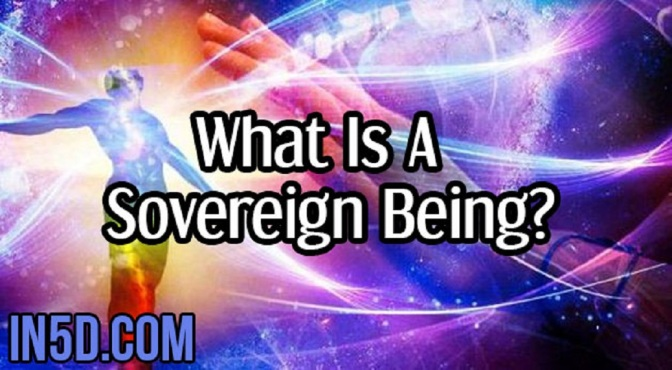 What Is A Sovereign Being?