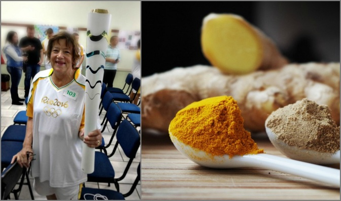 Woman Beat Deadly Blood Cancer With Turmeric After Chemo Failed