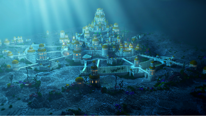 7 Things You Probably Didn't Know About The Lost City Of Atlantis