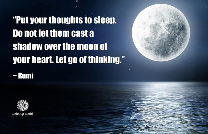 Full Moon and Lunar Eclipse in Leo – Lose Your Mind, Live From the Heart