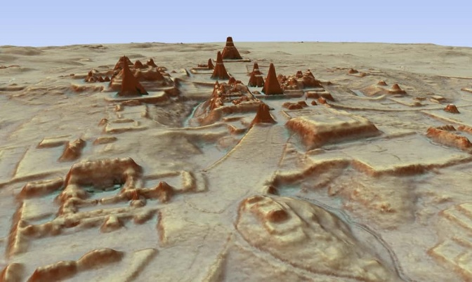 Hidden Mayan City of 10 Million People Discovered by Researchers in Guatemala
