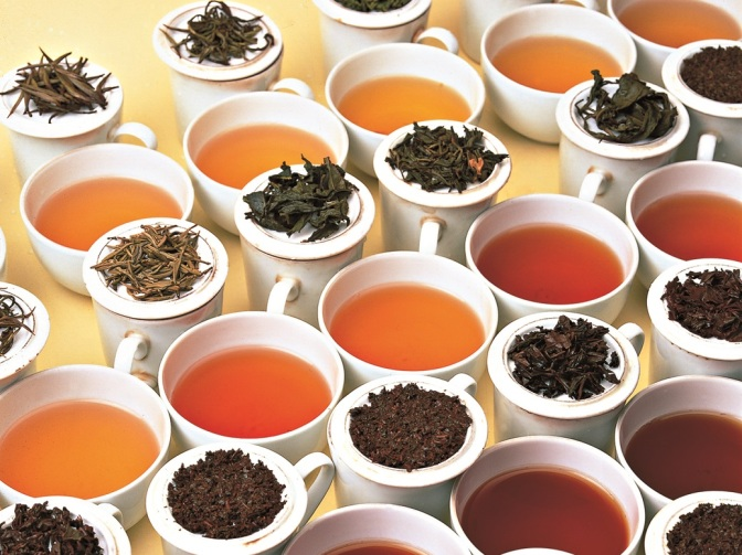 5 Benefits of These 5 Teas