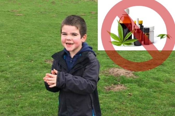 Rules is Rules – UK Govt Forces 6-Year-Old to Suffer 30 Seizures a Day, No Weed for You