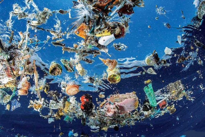 The Amount of Plastic in Oceans Will Triple within Seven Years, Says Major Report