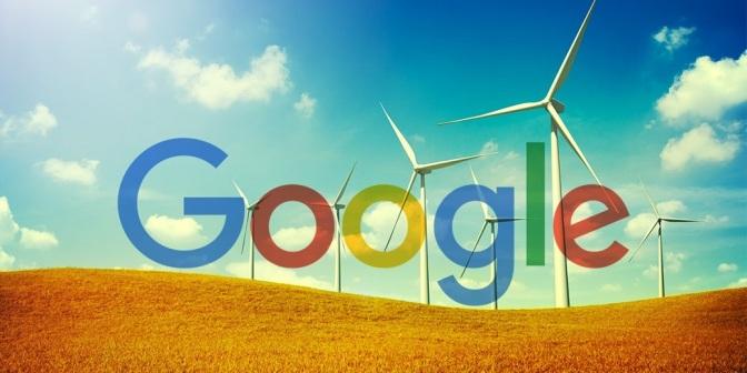 Google Hits Impressive 100% Renewable Energy Goal