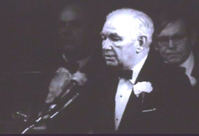 """A 1958 Speech Exposing """"A Small Clique of Power Lusting Conspirators"""" & Their Plan For America"""