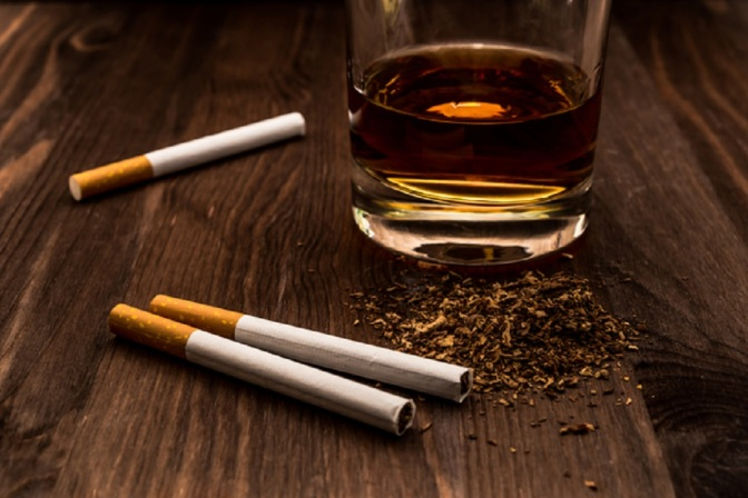 Study: The Most Harmful Addictive Drugs Worldwide are Alcohol and Tobacco