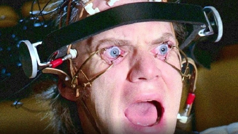 Do We Really Live in an Elaborate Mental Asylum?  Clockwork-orange1