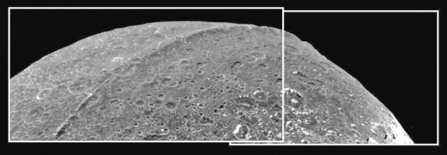 20KM High & 200KM Thick: The Most Perplexing 'Mountain Range' In Our Solar System  Lunaiapetus_112-768x268