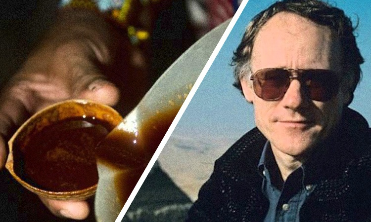 Graham Hancock Recently Drank Ayahuasca and Returned with this Important Message for Humanity  Graham-hancock-ayahuasca