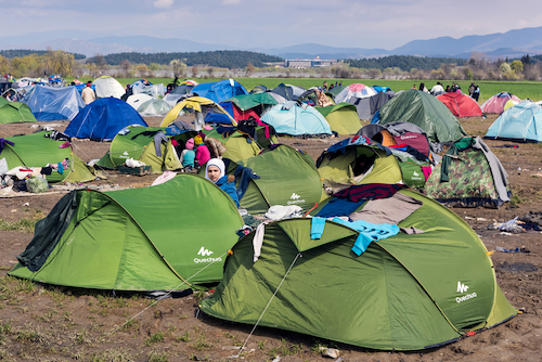 refugee-tents